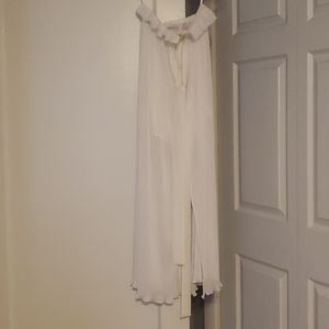 Alice McCall white skirt.